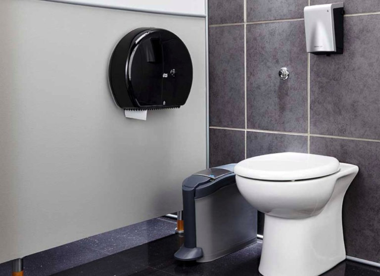 Washroom commercial cleaning services