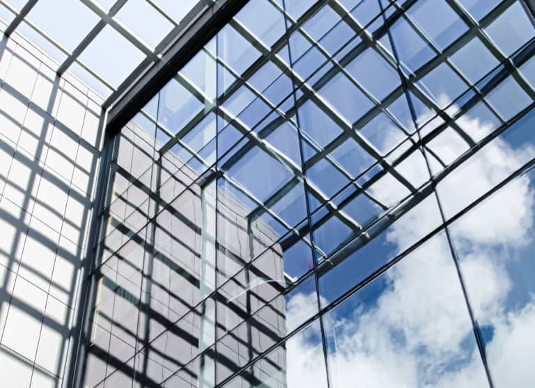 Window commercial cleaning services